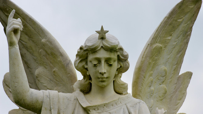 Thomas Wolfe's Angel
