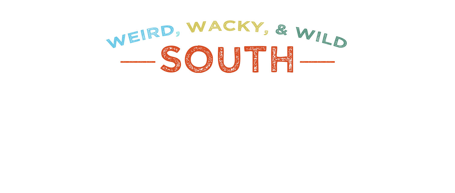Weird, Wacky, & WIld South Logo Banner.j