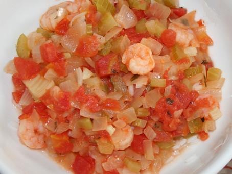 Cherie's Shrimp Creole