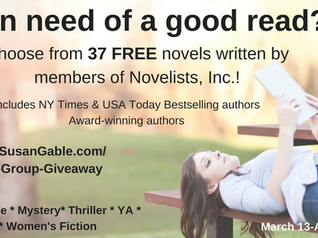 Free novels by top authors!