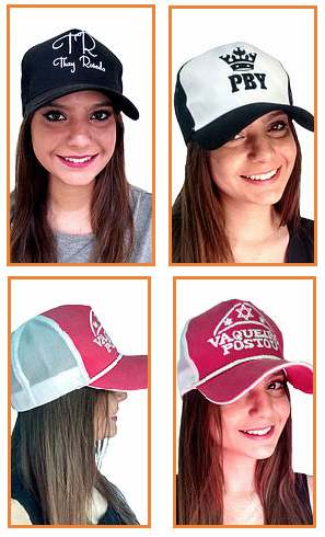 Trucker Caps (Boné Trucker, Trucker Hats)