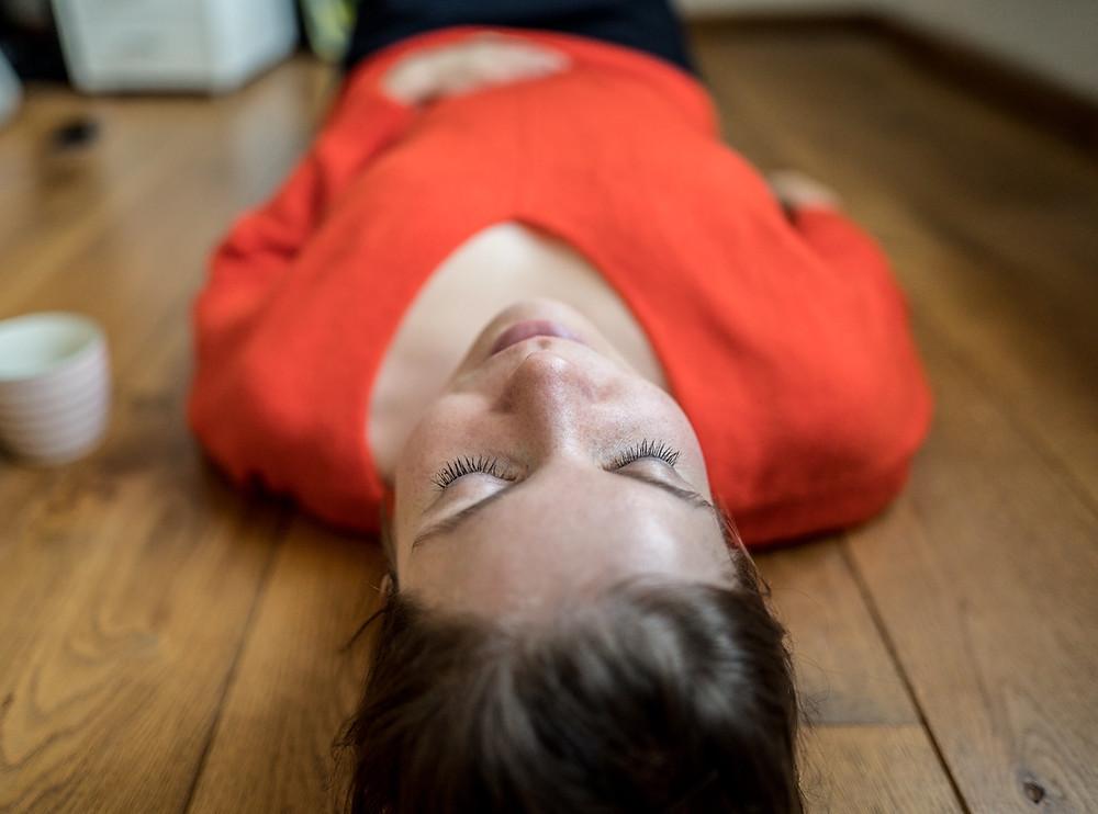 Die vier universellen Stress und Traumareaktionen Karla Johanna Schaeffer
