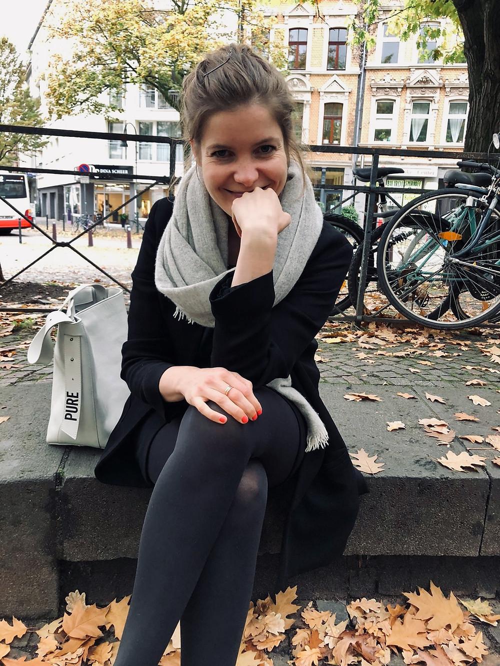 Expertin für Angstmanagement Karla Johanna Schaeffer