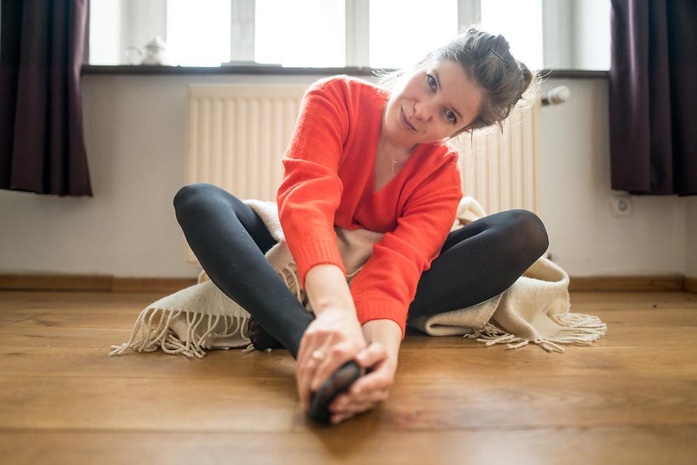 Stress. Wie Faszien helfen Karla Johanna Schaeffer
