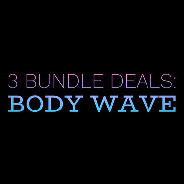 3 Bundle Deals: Joana Body Wave