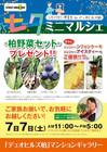 7/7(土)デュオヒルズ柏マンションギャラリーにて野菜市を出張開催!