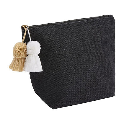 Pom/Tassel Jute Catch All