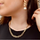 Thumbnail: Zen Paperclip Chain Necklace in Worn Gold