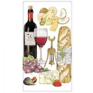 Wine Medley Towel