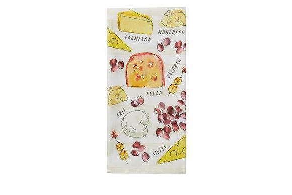 Cheese & Cheer Towel