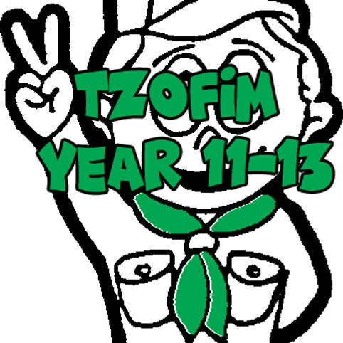 Tzofim Weekly Activity Instalment (Year 11-13)