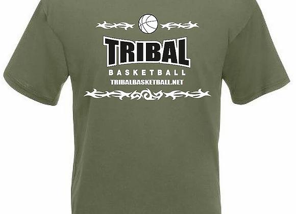 Adults Tribal Warm-Up T-Shirt