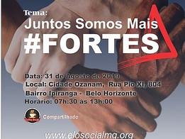 1º Seminário de Diretores do Elo Social Minas Gerais