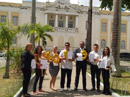 ELO SOCIAL PB NOTIFICA GOVERNADOR E SECRETÁRIOS COM PROGRAMA LIXO ZERO SOCIAL 10