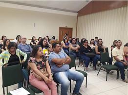 1ª REUNIÃO AMPLIADA – FEDERAÇÃO DO ELO SOCIAL ALAGOAS
