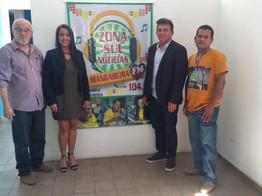 Aniversário de 01 ano do lançamento do Projeto Lixo Zero Social Dez na Paraíba