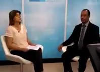 Dr. Jomateleno na TV Câmara em João Pessoa-PB.