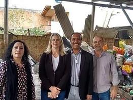 DIRETORES FEDERAIS DO SINDETAP INICIAM AS VISITAS NAS COOPERATIVAS