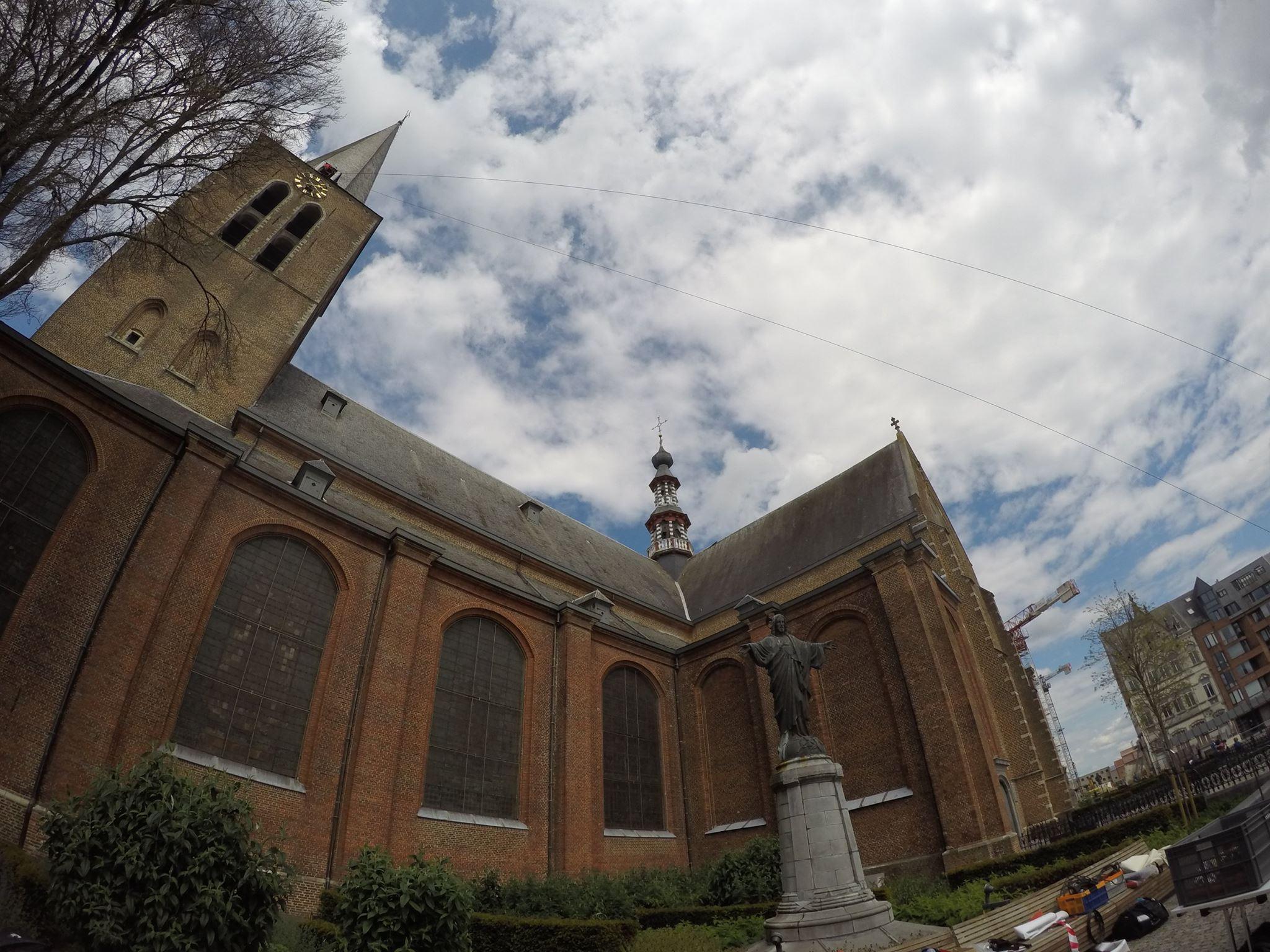 City Kickx - Deathride Kerk 1