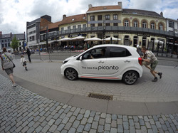 City Kickx - Kia Trekproef