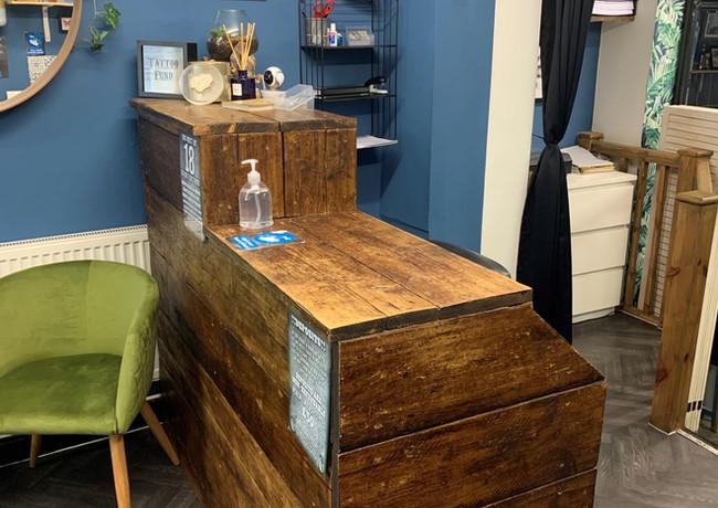 Studio Desk Area