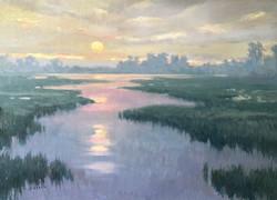 Sunrise Glow, oil18x24 $3400