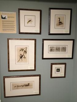 Melanie Fain exhibit