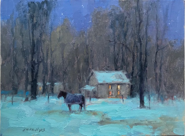 Keeping Warm-Phillips $675