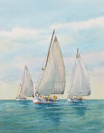 Deal Island Race
