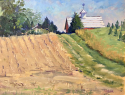 The Farm Lane -Seger $1800 15x19