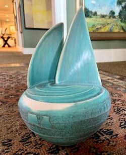 Med Sailing Sphere-Bisgyer $450 Porcelai