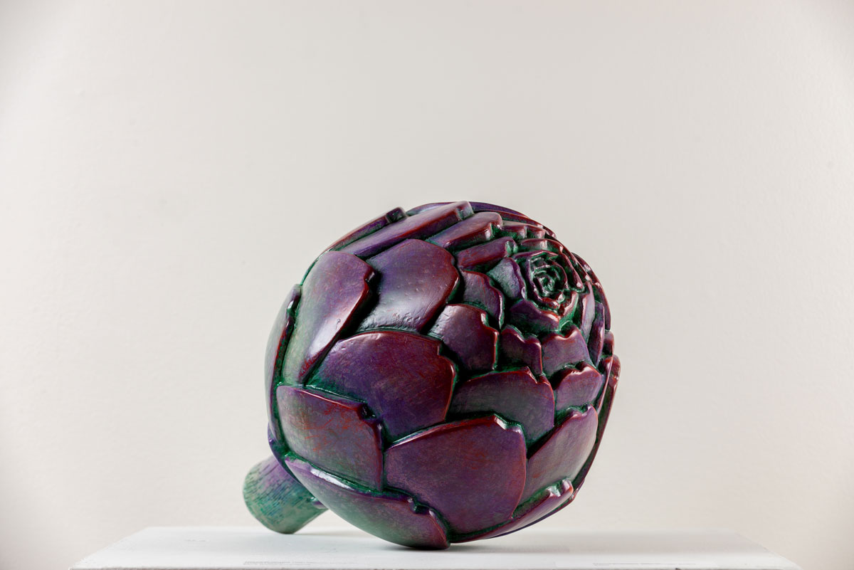 Artichoke-bonded marble $450