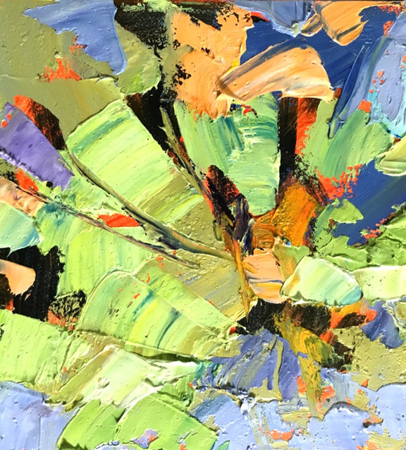 Summer Colors-Rosen 4x4 $375