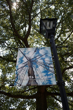 Banner for Arts in Easton