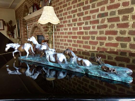 Chincoteague Ponies-Hemsley