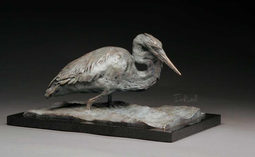 BreezyDayright-Waterman, bronze #4/15 $2950