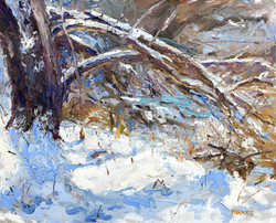Cold Snap, oil 20x24 $1650
