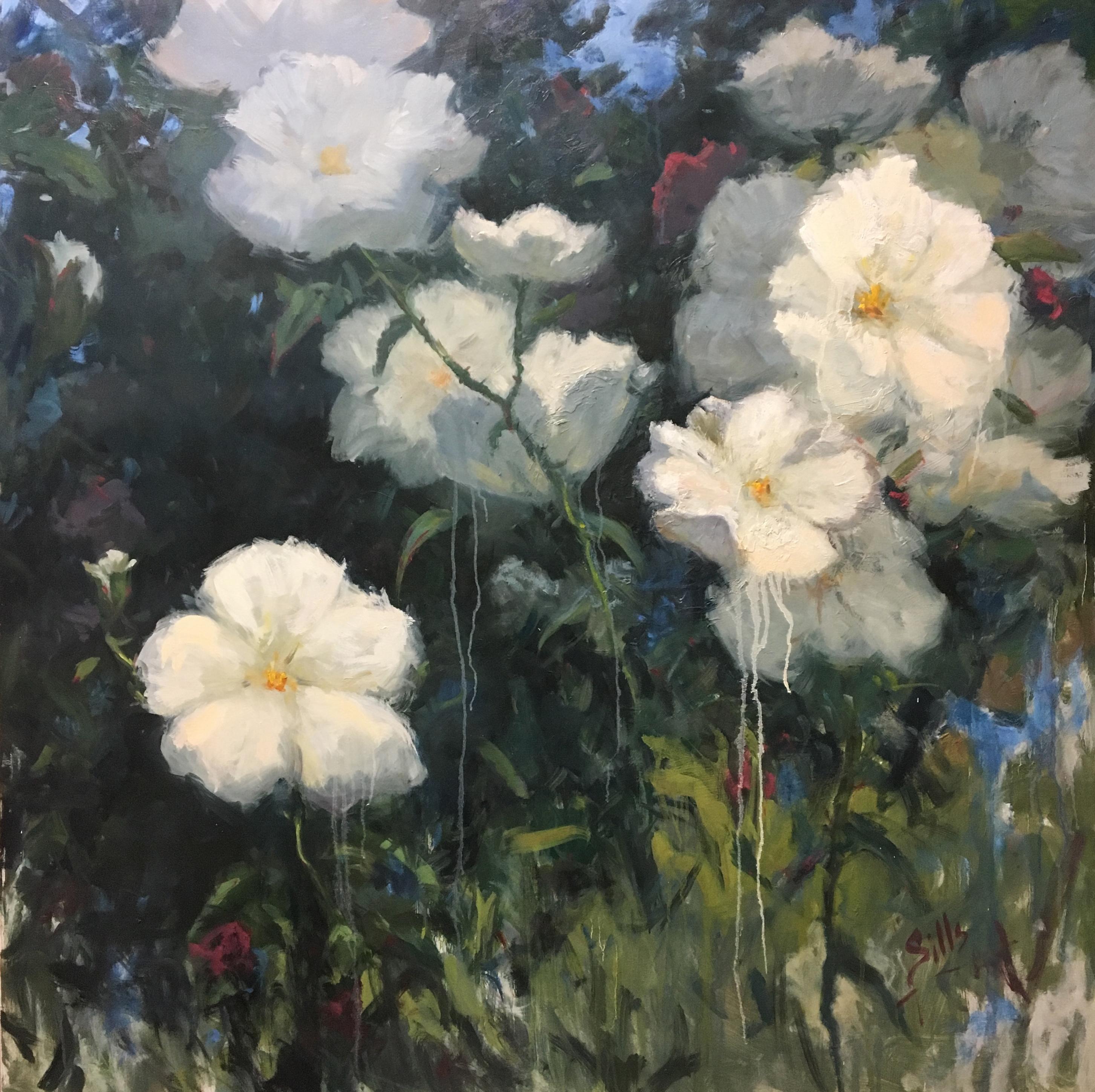 Roses-Sills $19500 48x48
