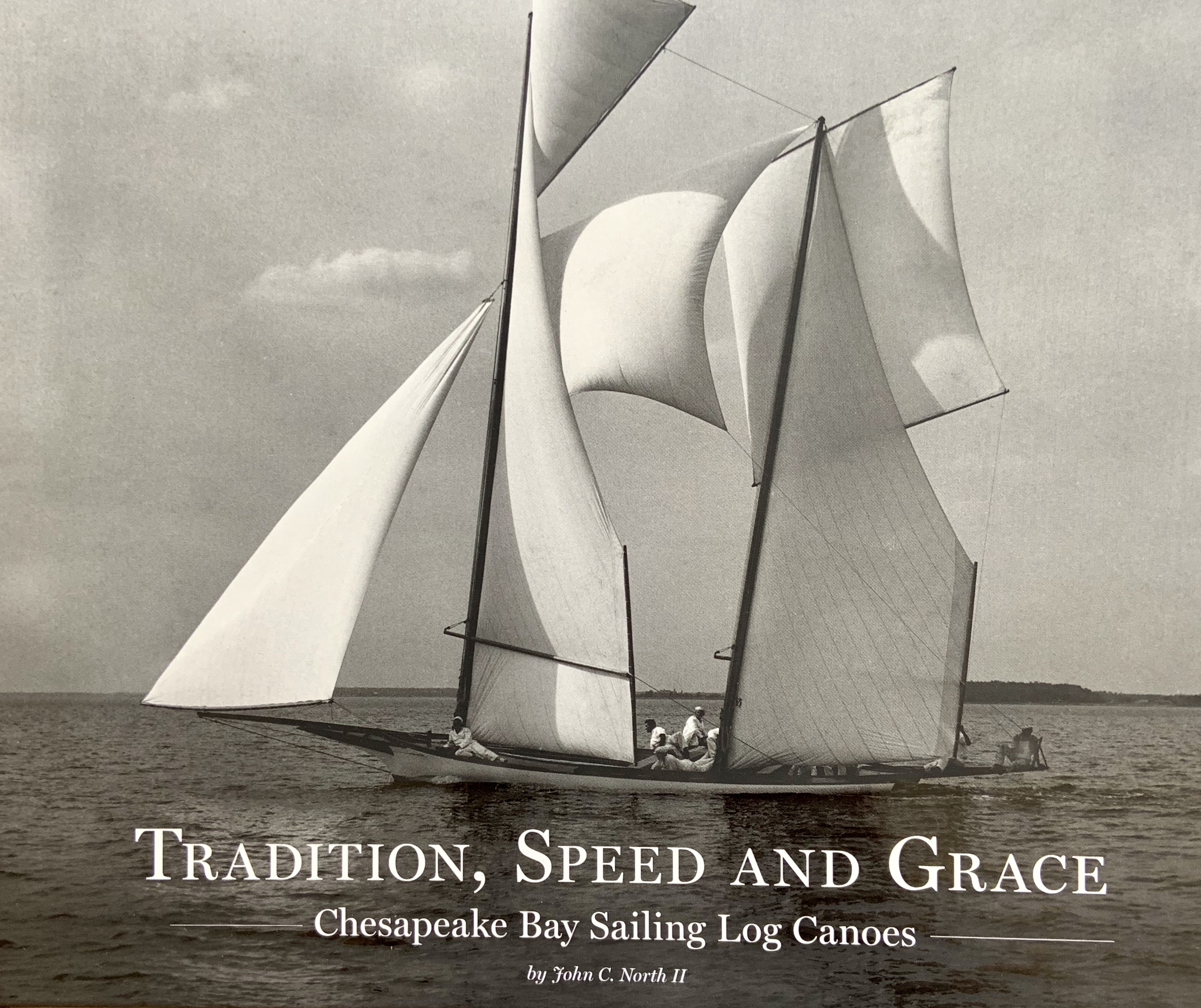 Tradition Speed and Grace by John C.North $65