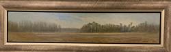 Marshland, oil 4x20 $2800