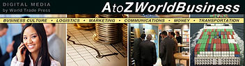 AtoZ world business logo