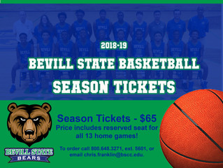 Basketball Season Tickets On Sale Now