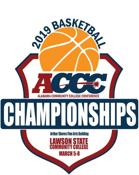 2019 Basketball ACCC Championships graphic