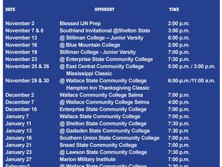 Bevill State Basketball Begins 2019-20 Season November 2