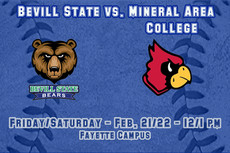 Bevill Baseball Sets Three Game Series for this Weekend