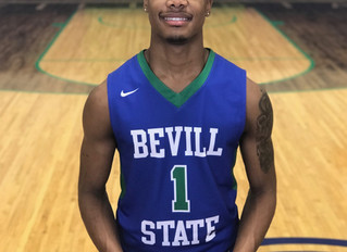Bevill State's Wanya King Named ACCC Player of the Week