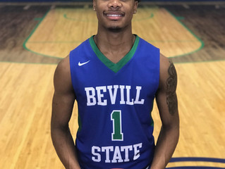Bevill State's Wanya King Named Player of the Week