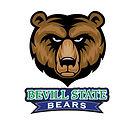 Bevill State Bear Mascot Icon
