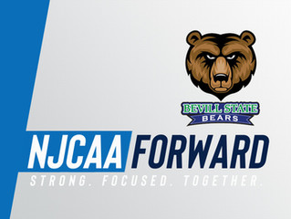 NJCAA Forward Campaign Launches
