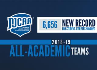 Nine Bevill State Student Athletes Earn Spots on NJCAA All-Academic Teams